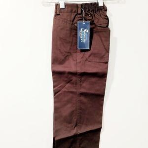 NWT Pants Shoham Brown Casual Trousers